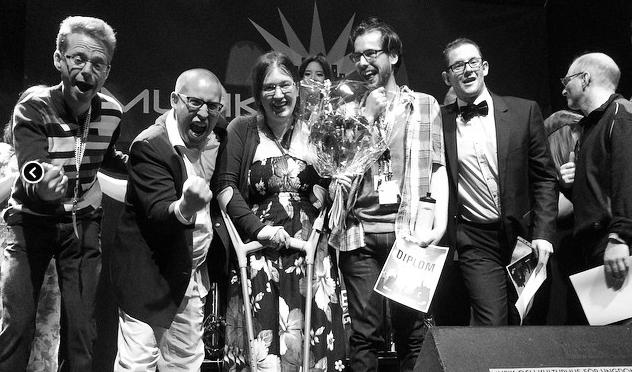 Åttonde deltävlingen avgjord i Malmö