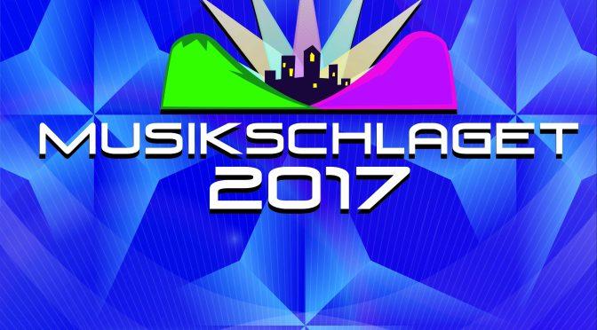 Anmäl dig till Musikschlaget 2017